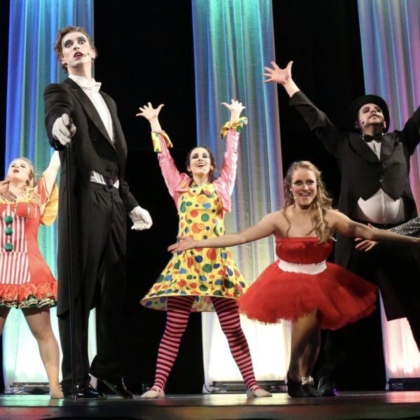 """Life is a cabaret"", Stage Academy of Arts, 11.07.15, Kurtheater, Bad Nauheim, © copyright by Anna Meuer"